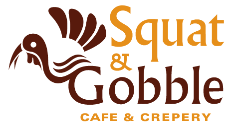 Squat & Gobble Cafe and Crepery